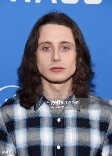 Actor Rory Culkin arrives at the Academy of Television Arts and Sciences' screening of WACO at the Sherry Lansing Theatre at Paramount Studios on May...