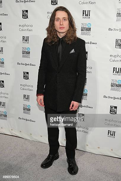 Actor Rory Culkin attends the 25th IFP Gotham Independent Film Awards cosponsored by FIJI Water on November 30 2015 in New York City