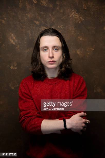 Actor Rory Culkin from the film 'Lords of Chaos' is photographed for Los Angeles Times on January 23 2018 in the LA Times Studio at Chase Sapphire on...