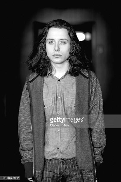 Actor Rory Culkin is photographed for Nylon Magazine on January 27 2011 in New York City