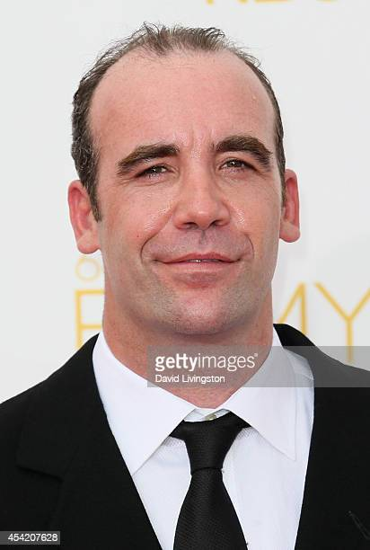 Actor Rory McCann attends the 66th Annual Primetime Emmy Awards at the Nokia Theatre LA Live on August 25 2014 in Los Angeles California