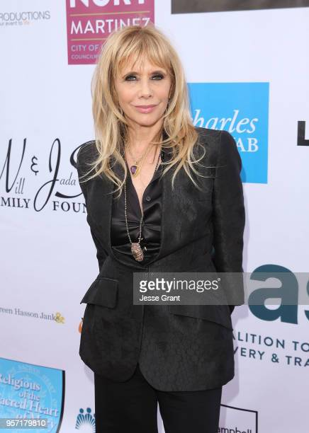 Actor Rosanna Arquette attends the Coalition to Abolish Slavery and Trafficking's 20th Annual From Slavery To Freedom Gala at City Market Social...