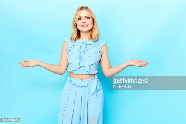 Actor Rose McIver from CW's 'iZombie' poses for a portrait during ComicCon 2017 at Hard Rock Hotel San Diego on July 21 2017 in San Diego California