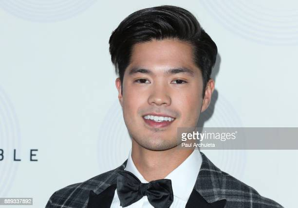 Actor Ross Butler attends the 16th annual Unforgettable Gala at The Beverly Hilton Hotel on December 9 2017 in Beverly Hills California