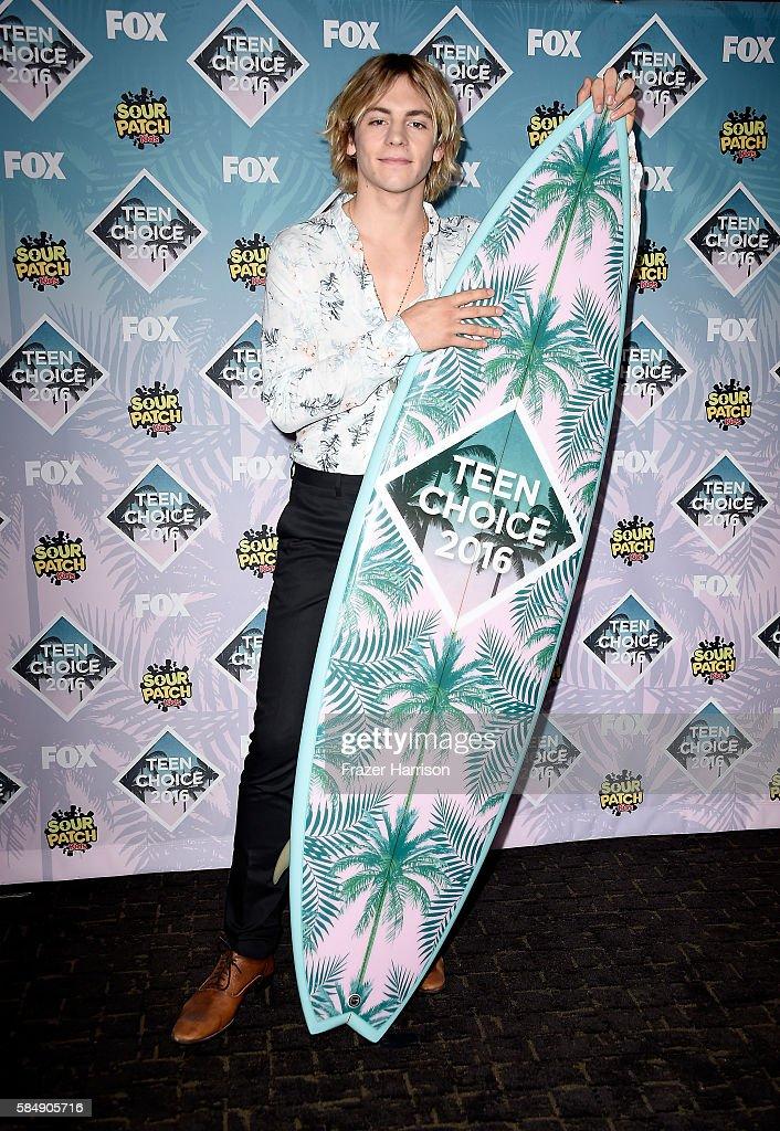 Teen Choice Awards 2016 - Press Room