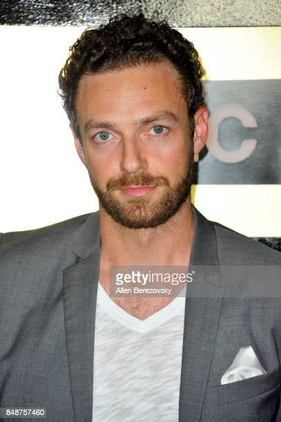 Actor Ross Marquand attends AMC Networks 69th Primetime Emmy Awards AfterParty celebration at BOA Steakhouse on September 17 2017 in West Hollywood...