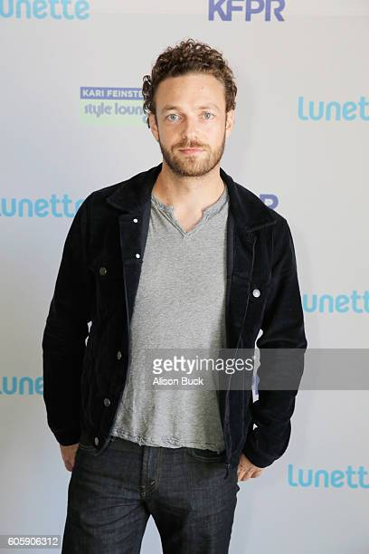 Actor Ross Marquand attends Kari Feinstein's Style Lounge at Siren Studios on September 15 2016 in Hollywood California