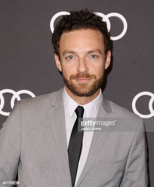 Actor Ross Marquand attends the Audi celebration for the 69th Emmys at The Highlight Room at the Dream Hollywood on September 14 2017 in Hollywood...