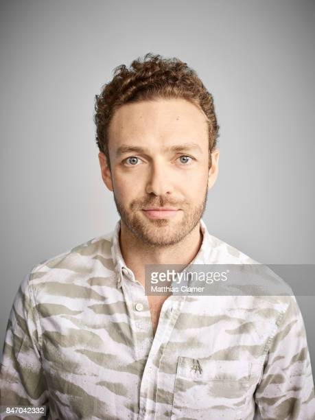 Actor Ross Marquand from 'The Walking Dead' is photographed for Entertainment Weekly Magazine on July 23 2016 at Comic Con in the Hard Rock Hotel in...