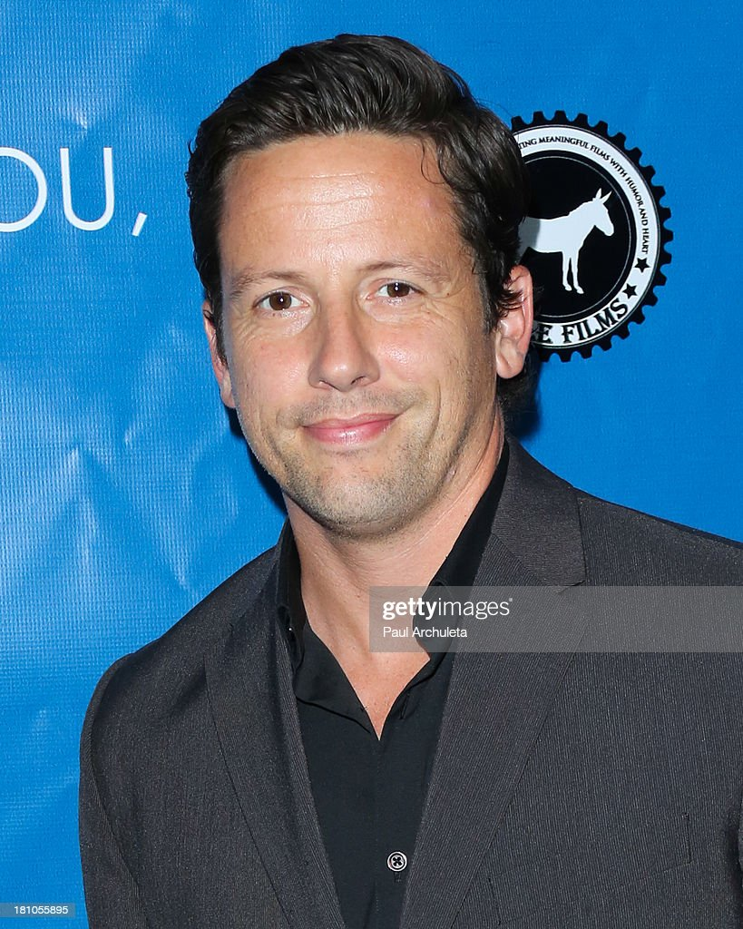 Actor Ross McCall attends the Los Angeles premiere 'It's Not You, It's Me' at the Downtown Independent Theatre on September 18, 2013 in Los Angeles, California.