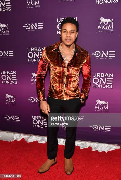 Actor Rotimi Akinosho attends 2018 Urban One Honors at La Vie on December 9 2018 in Washington DC