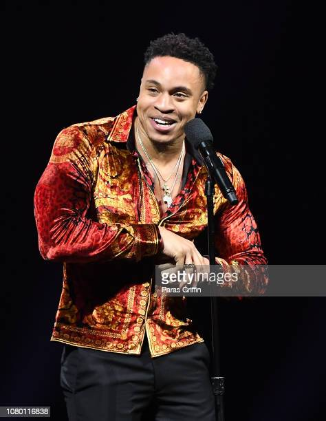 Actor Rotimi onstage during 2018 Urban One Honors at The Anthem on December 9 2018 in Washington DC
