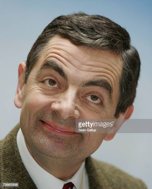 Mr. Bean Fictional Character Stock Photos And Pictures