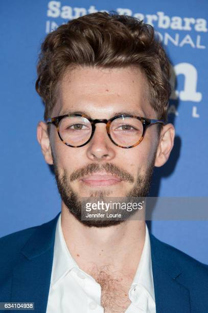Actor Rowan Davie attends the 32nd Santa Barbara International Film Festival Variety Artisans Awards at Arlington Theater on February 6 2017 in Santa...
