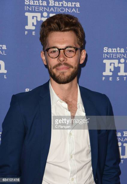 Actor Rowan Davie of 'That's Not Me' attends the Variety Artisan's Awards during the 32nd Santa Barbara International Film Festival at the Lobero...