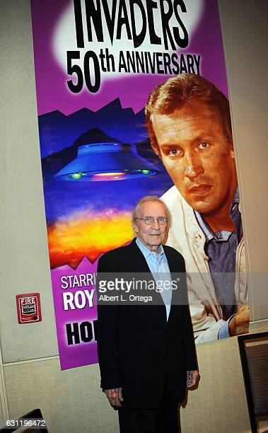 Actor Roy Thinnes attends The Hollywood Show held at The Westin Los Angeles Airport on January 7 2017 in Los Angeles California