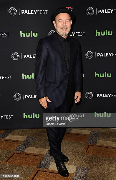 Actor Ruben Blades attends the 'Fear The Walking Dead' event at the 33rd annual PaleyFest at Dolby Theatre on March 19 2016 in Hollywood California