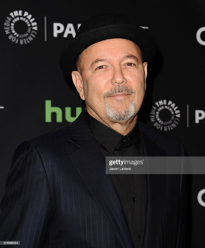 Actor Ruben Blades attends the 'Fear The Walking Dead' event at the 33rd annual PaleyFest at Dolby Theatre on March 19, 2016 in Hollywood, California.