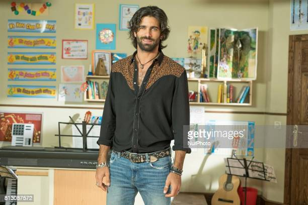 Actor Ruben Cortada attends the 'Ella es tu padre' new series photocall at Diner studios on July 11 2017 in Navalcarnero Spain