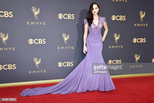 Actor Ruby Modine attends the 69th Annual Primetime Emmy Awards at Microsoft Theater on September 17 2017 in Los Angeles California