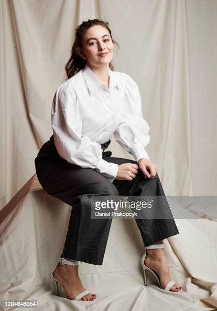 Actor Ruby Serkis of The Letter for the King poses for a portrait during the Netflix YA Press Day at The London Hotel on February 24 2020 in West...