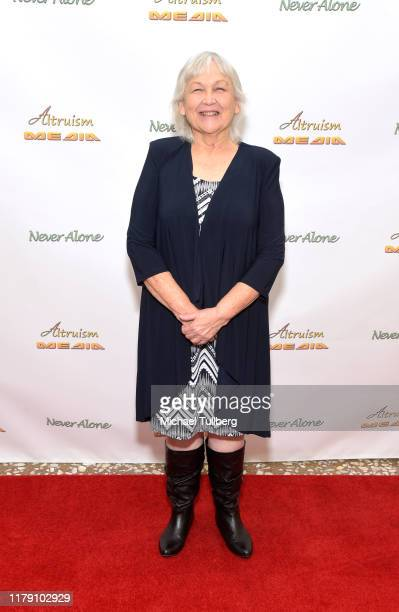 """Actor Rudi Lee attends the premiere of the film """"Never Alone"""" at Arena Cinelounge on October 04, 2019 in Hollywood, California."""