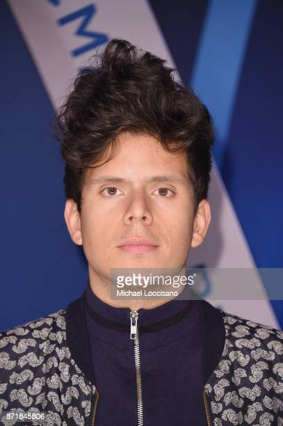 Actor Rudy Mancuso attends the 51st annual CMA Awards at the Bridgestone Arena on November 8 2017 in Nashville Tennessee