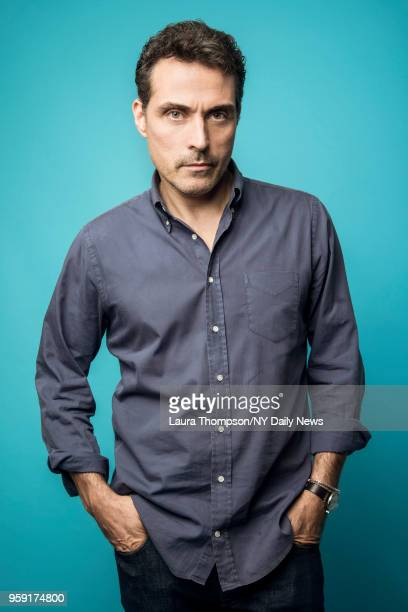 Actor Rufus Sewell is photographed for NY Daily News on October 8 2016 in New York City CREDIT MUST READ Laura Thompson/NY Daily News/Contour RA