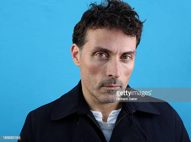 Actor Rufus Sewell is photographed for the Observer on January 13 2013 in London England