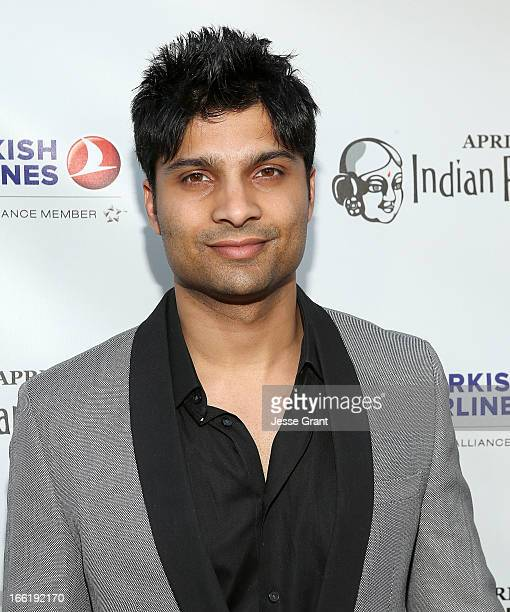 Actor Rupak Ginn attends the Indian Film Festival of Los Angeles Opening Night Gala for Gangs Of Wasseypur at ArcLight Cinemas on April 9 2013 in...