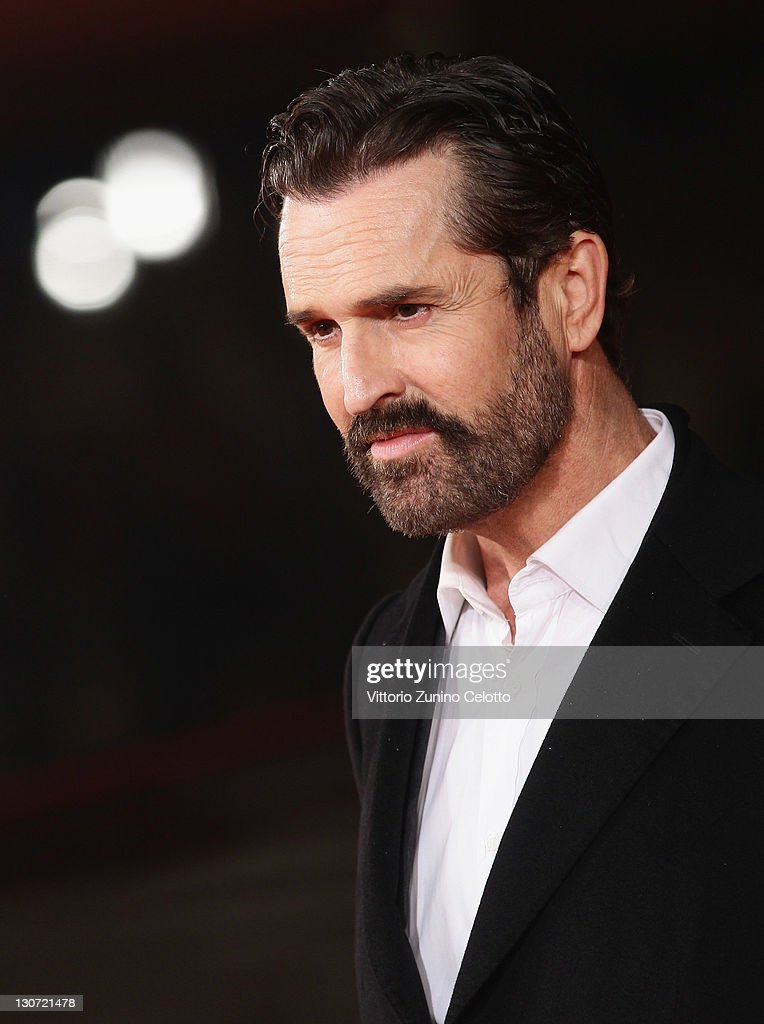 Actor Rupert Everett attends the 'Hysteria' Premiere at Auditorium Parco Della Musica on October 28, 2011 in Rome, Italy.