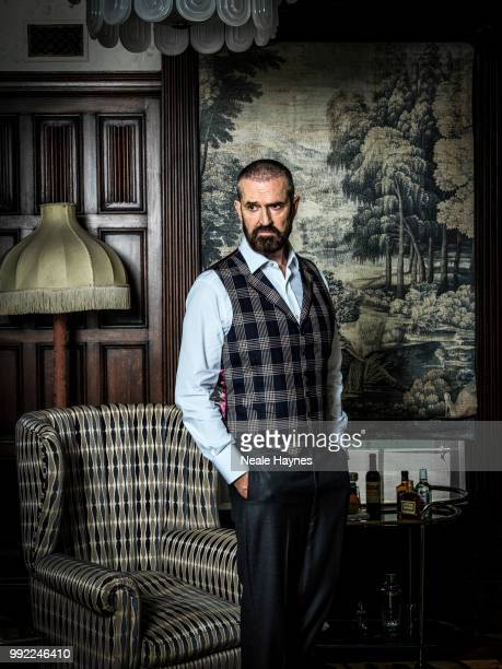 Actor Rupert Everett is photographed for the Daily Mail on May 19 2018 in London England