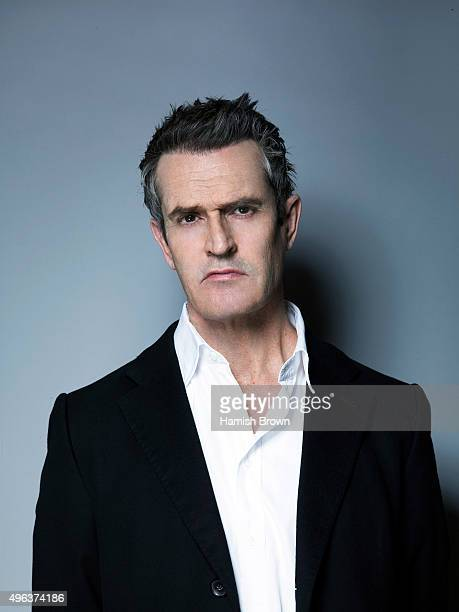 Actor Rupert Everett is photographed for the Observer on April 13 2013 in London England