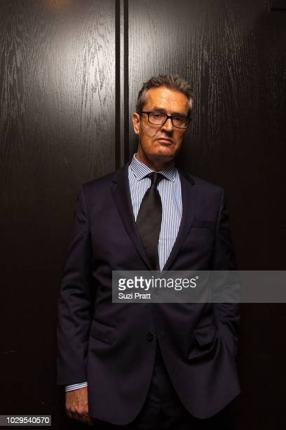 Actor Rupert Everett poses for a photo at the Sony Pictures Classics TIFF Celebration Dinner at Morton's on September 8, 2018 in Toronto, Canada.