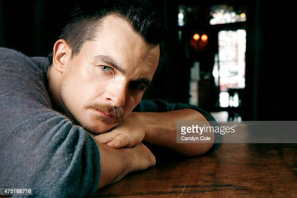 Actor Rupert Friend is photographed for Los Angeles Times on May 18 2015 in New York City PUBLISHED IMAGE CREDIT MUST BE Carolyn Cole/Los Angeles...
