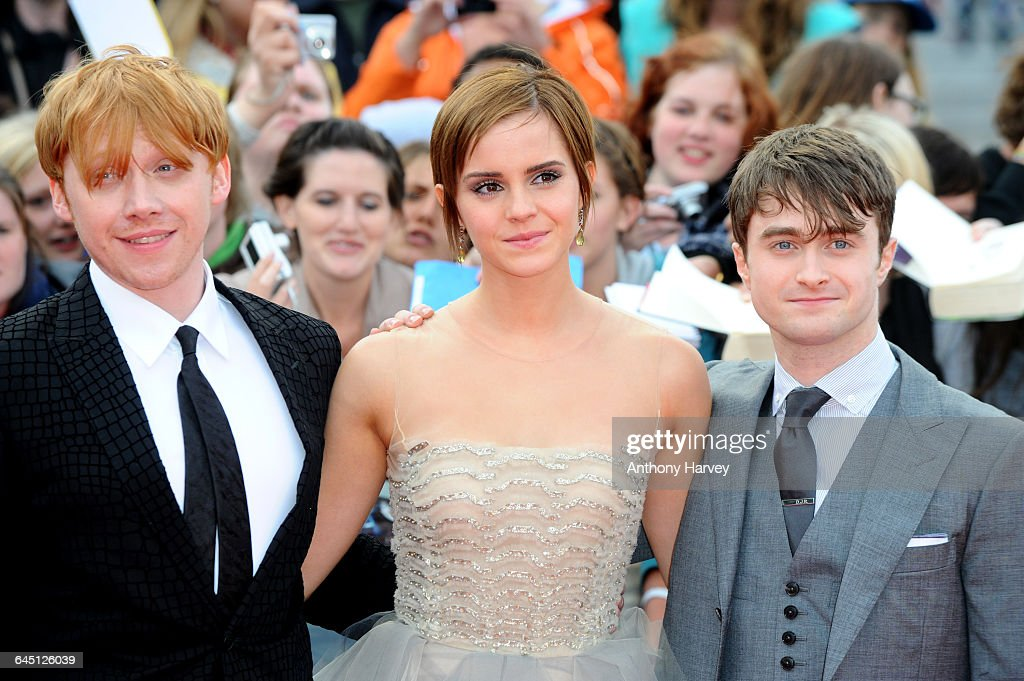 Harry Potter and the Deathly Hallows: Part 2 Premiere - London : News Photo