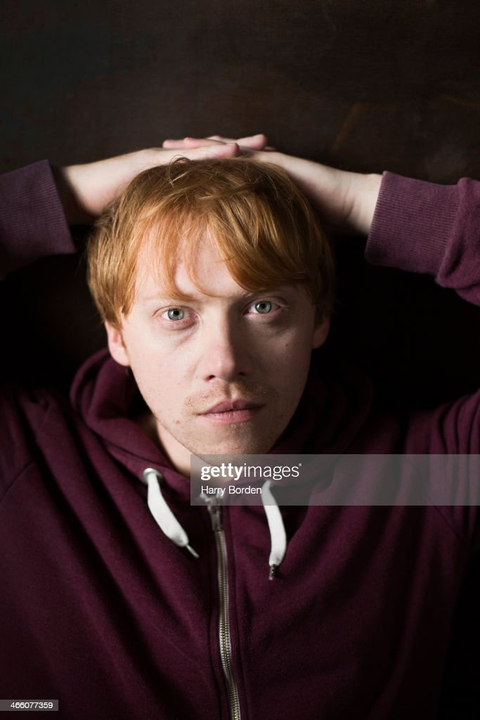 Rupert Grint, Sunday Times magazine UK, November 3, 2013