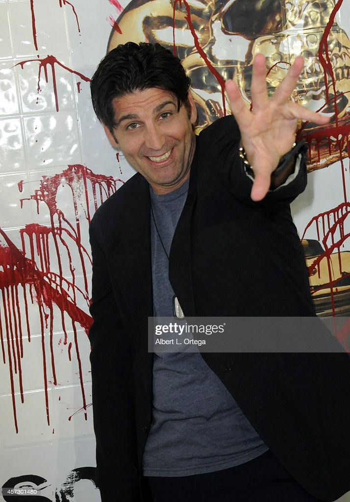 Actor Russ Russo arrives for ScreamFest 2014 'See No Evil 2' Screening held at TCL Chinese 6 Theatres on October 15, 2014 in Hollywood, California.