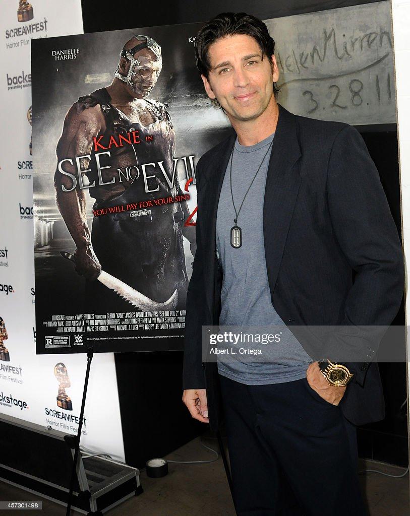ScreamFest 2014 'See No Evil 2' Screening : News Photo