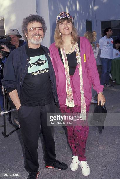 Actor Russ Tamblyn and wife Bonnie Murray at 20th Century Fox Studios in Century City, California.