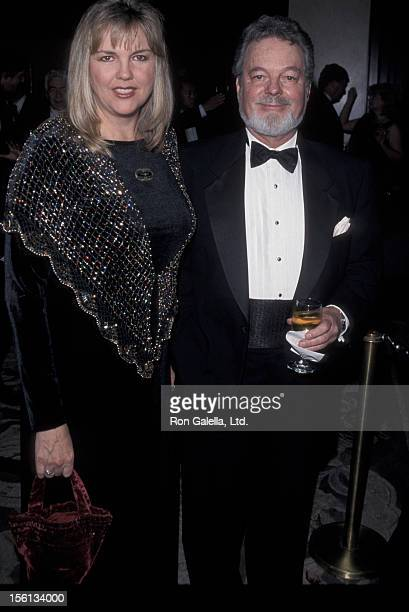 Actor Russ Tamblyn and wife Bonnie Murray attending 10th Annual Producer's Guild of America Golden Laurel Awards on March 3, 1999 at the Century...