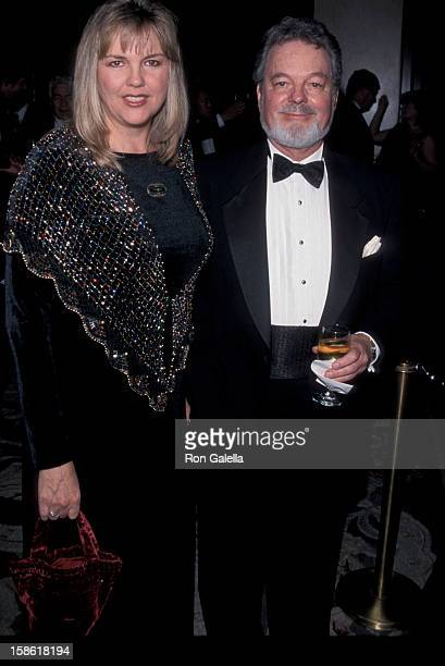 Actor Russ Tamblyn and wife Bonnie Murray attending 10th Annual Producer's Guild of America Golden Laurel Awards on March 3 1999 at the Century Plaza...