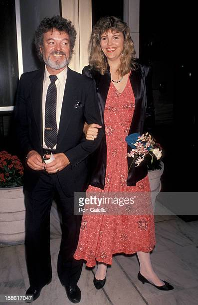 Actor Russ Tamblyn and wife Bonnie Murray attending on June 14 1990 at the Century Plaza Hotel in Century City California