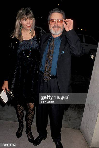 """Actor Russ Tamblyn and wife Bonnie Murray attending """"Pre-Holiday Party Hosted by Norby Walter"""" on November 22, 1993 at Club Tatou in Beverly Hills,..."""