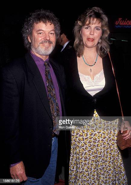 """Actor Russ Tamblyn and wife Bonnie Murray attending the opening of """"Favor, Watch, Big Fish"""" on May 7, 1992 at the Beverly Theater in Beverly Hills,..."""
