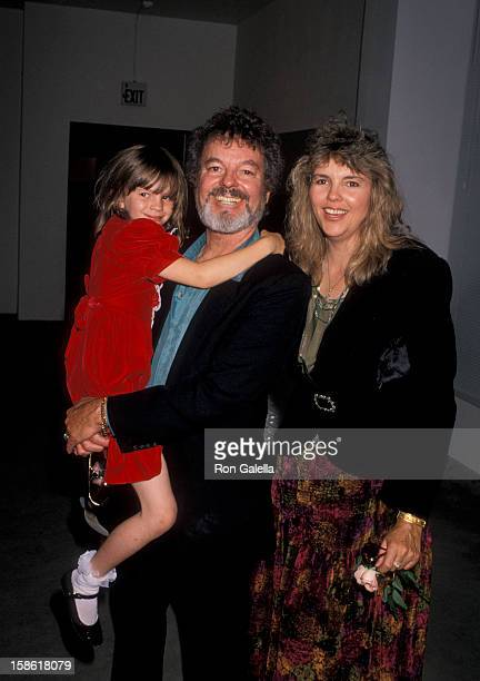 """Actor Russ Tamblyn attending """"Angel Art Auction Benefiting AIDS Research"""" on May 20, 1990 in Los Angeles, California."""