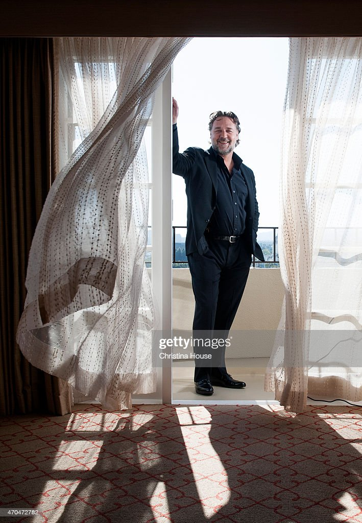 Russell Crowe, Los Angeles Times, April 18, 2015
