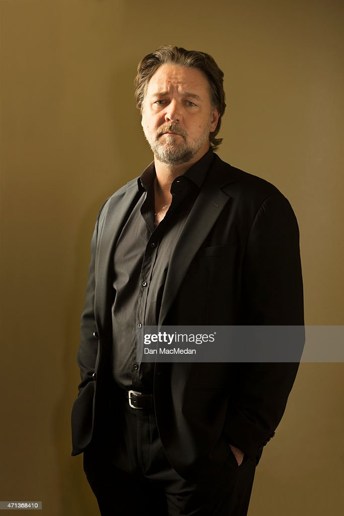 Russell Crowe, USA Today, April 23, 2015