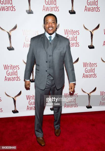 Actor Russell Hornsby attends the 69th Annual Writers Guild Awards New York ceremony at Edison Ballroom on February 19 2017 in New York City