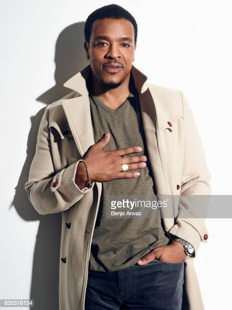 Actor Russell Hornsby is photographed for Self Assignment on November 15 2016 in Los Angeles California